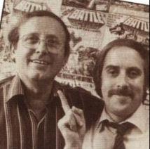 Comics Editor David Hunt - 1970s