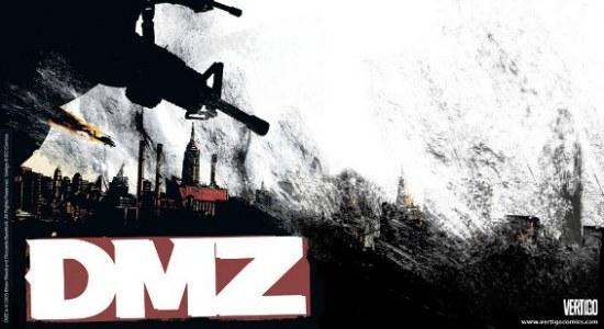 DMZ by Brian Wood
