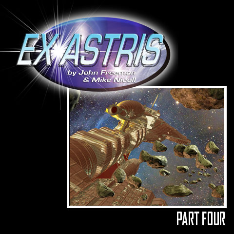 Ex Astris Episode 4 - ROK Panel 1