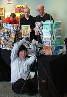 Hi-Ex-2008 - Ben Clark and Paul Scott of Omnivistascope