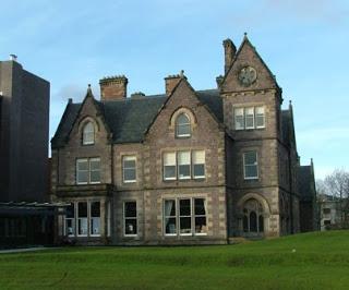 Hi-Ex 2008 - Bishop's Palace in Inverness
