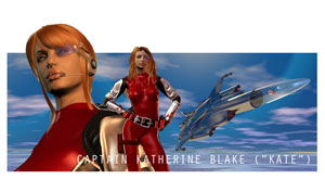 Ex Astris: Katherine Blake