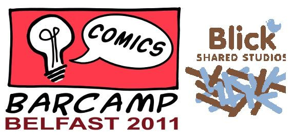 Belfast Comic Barcamp 2011