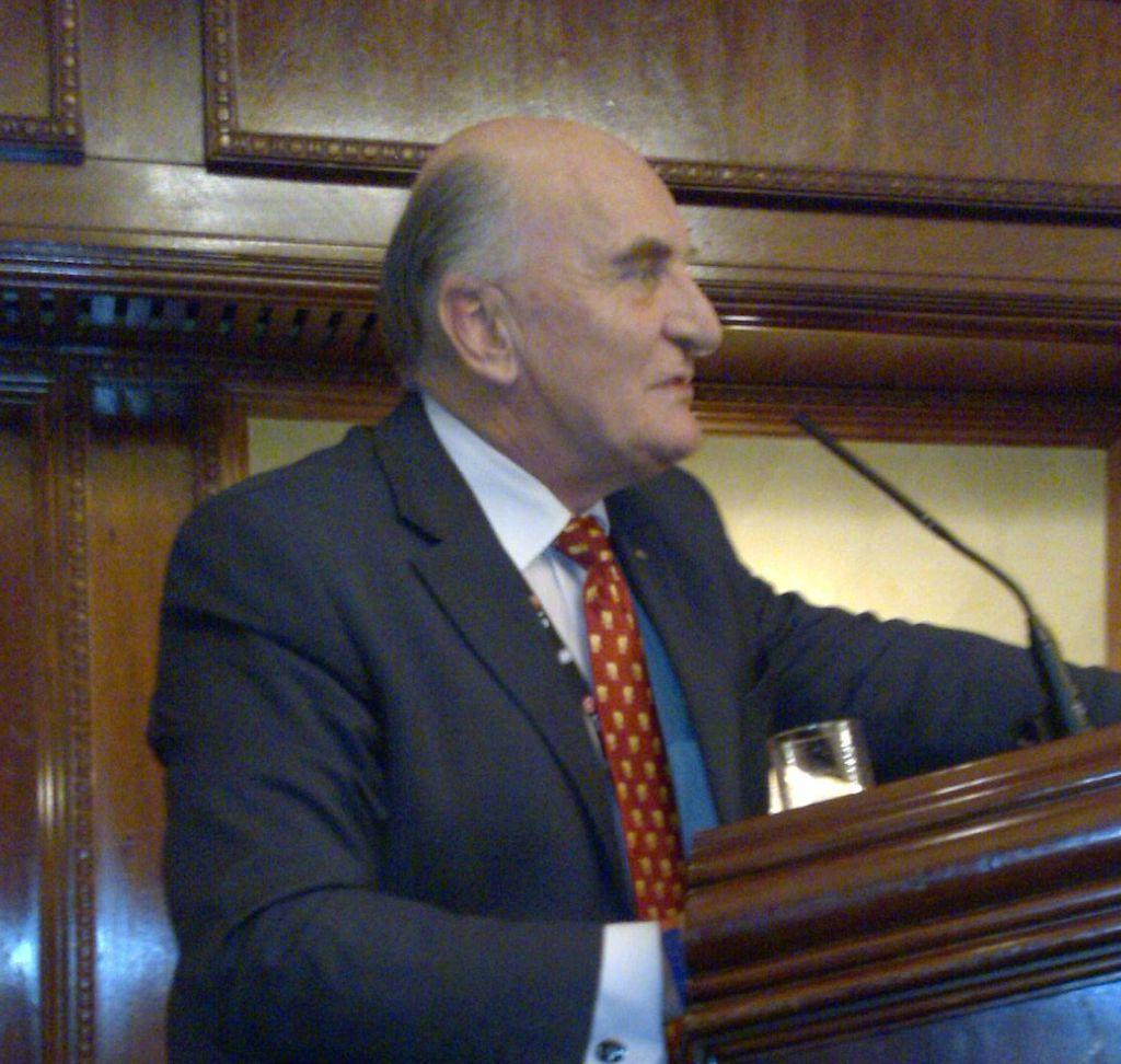 Stephen Pound MP. Image: Wikimedia