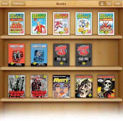 Egmont Digital Comics (2012)