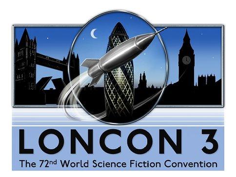 LonCon 3 Logo