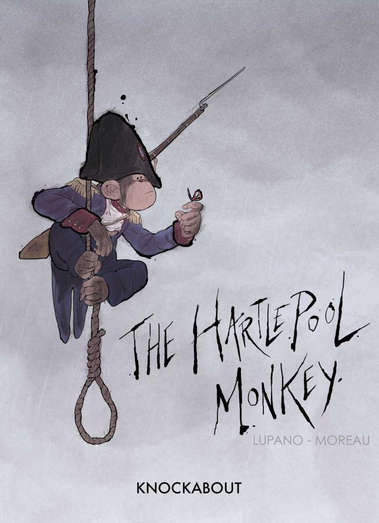 Hartlepool Monkey Advance Cover