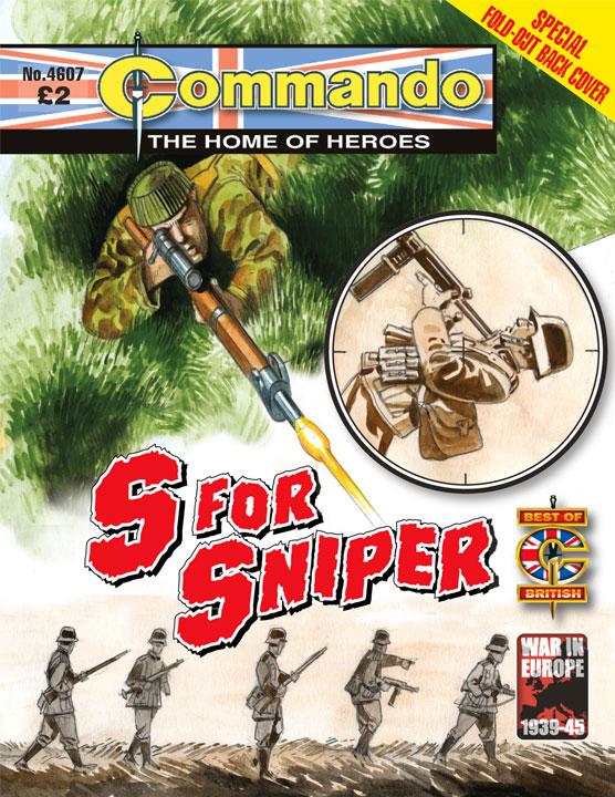 Commando 4607