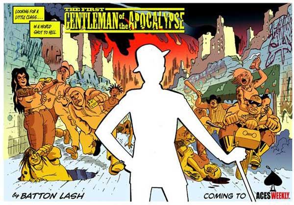 Gentlemen of the Apocalypse by Batton Lash