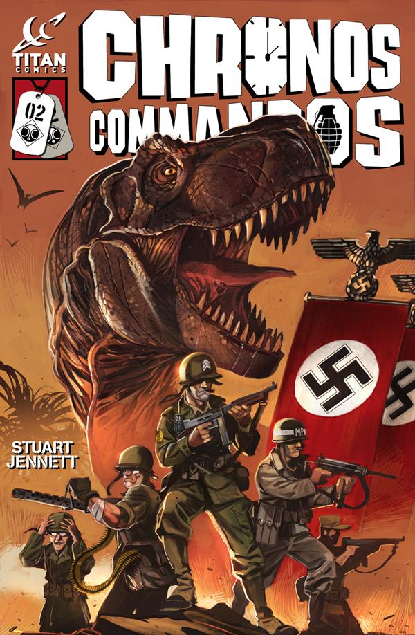 Chronos Commandos #2