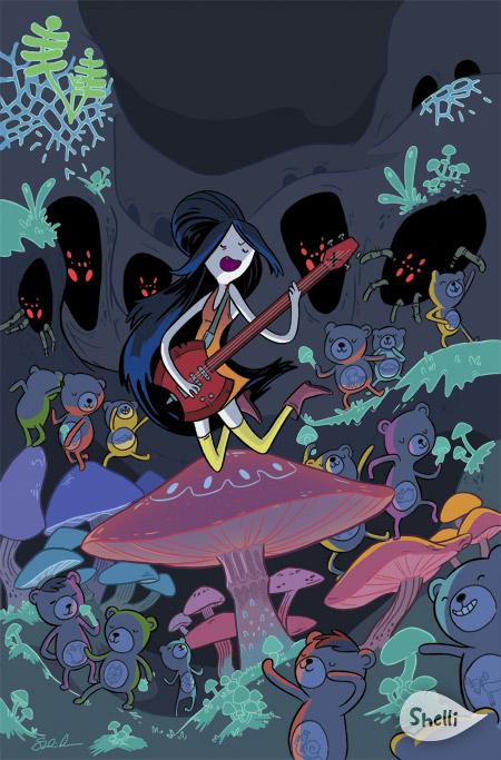 Marceline by Shelli Paroline