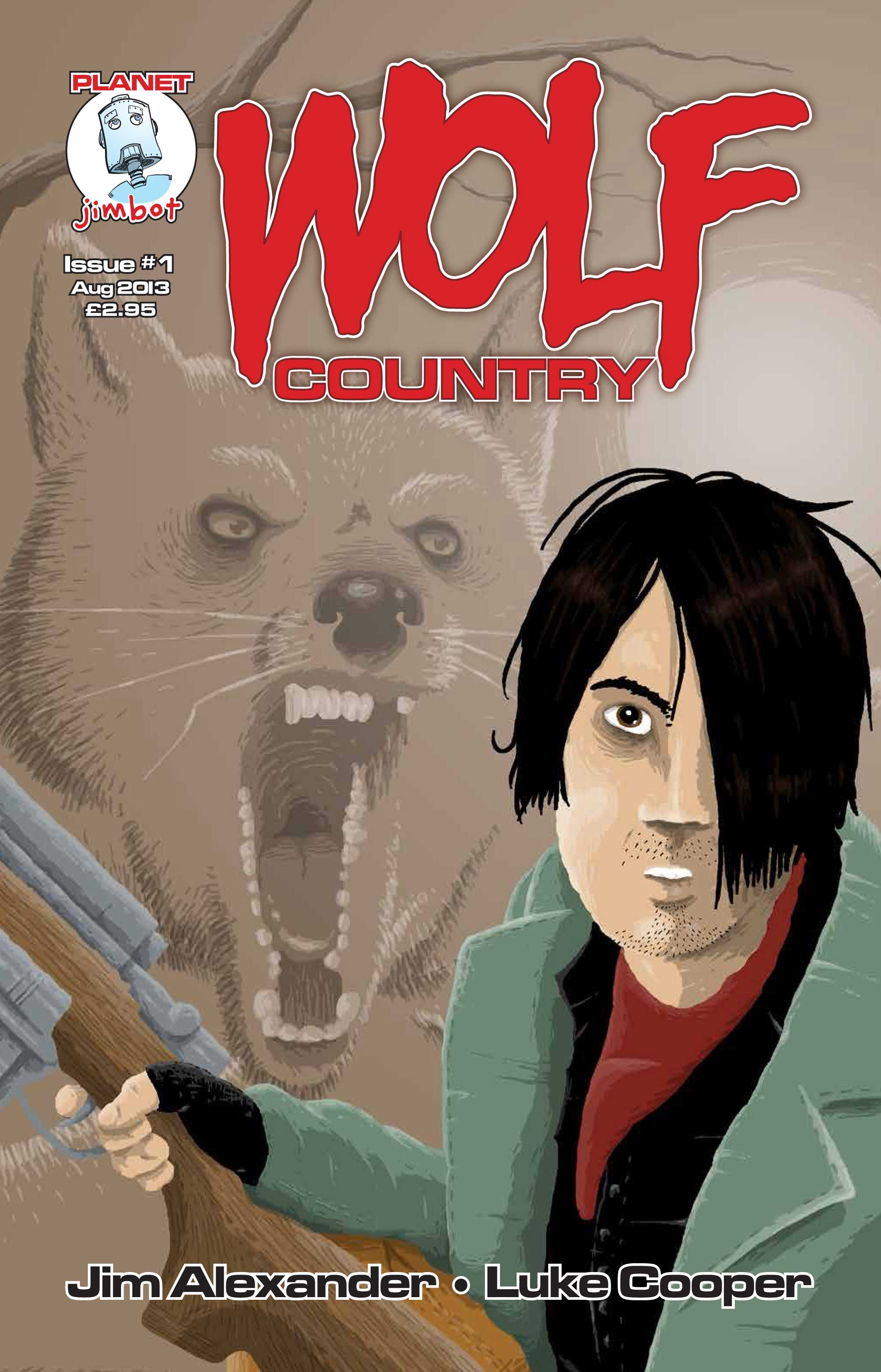 Wolf Country #1