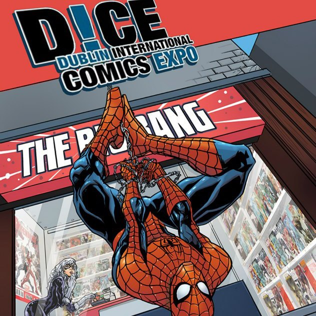 Dublin International Comic Expo 2013
