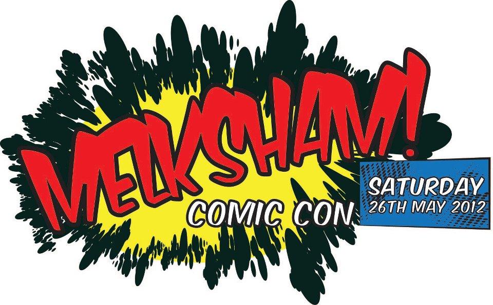 Melksham Comic Convention 2013