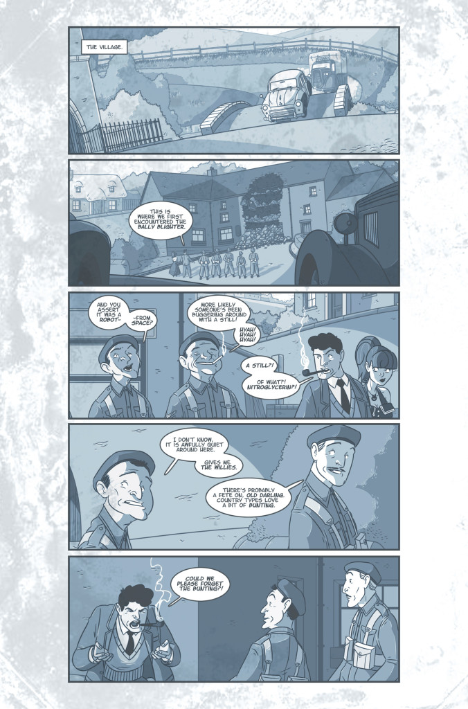 It Came #2 Page 5