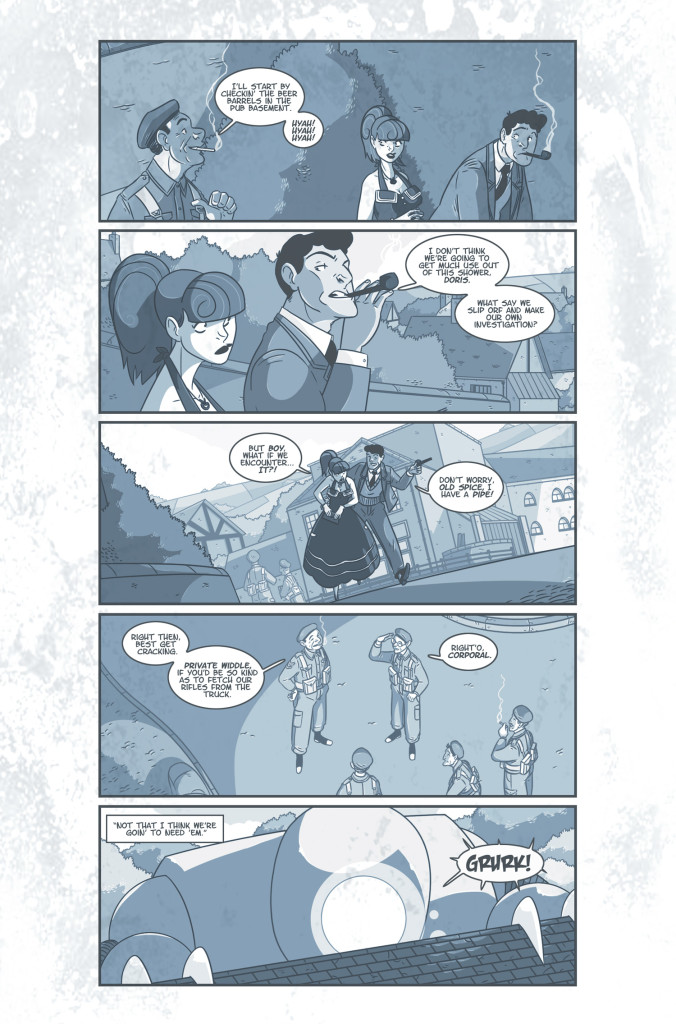 It Came #2 Page 6