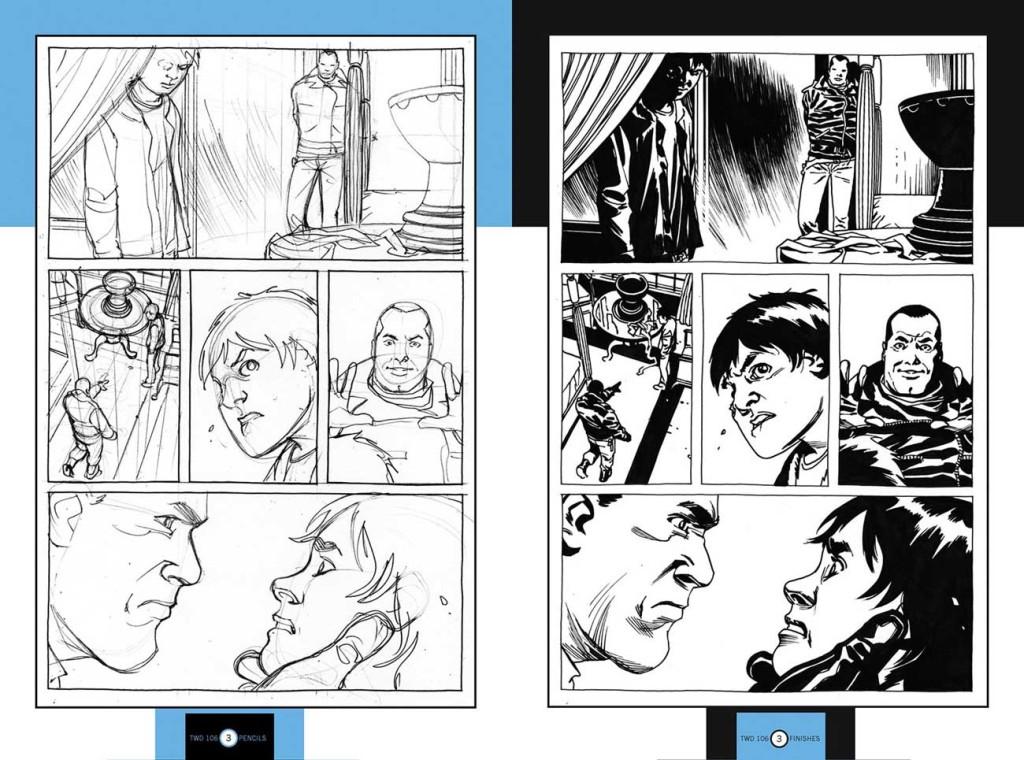 The Art of Charlie Adlard Sample Pages