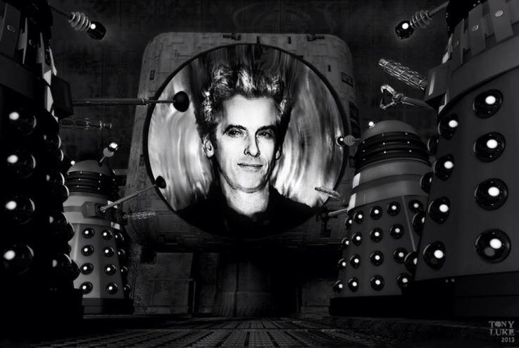 The Twelfth Doctor by Tony Luke
