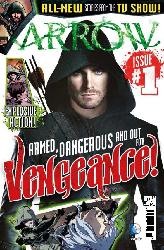 Titan Comics Arrow #1