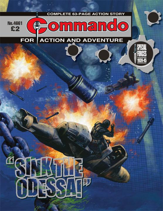Commando 4661