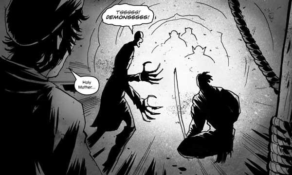 Jikan takes on Dracula in Paragon 15