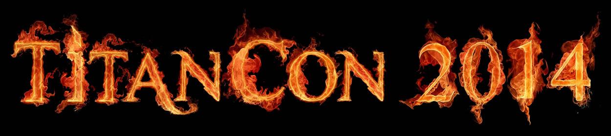 TitanCon Belfast 2014 logo