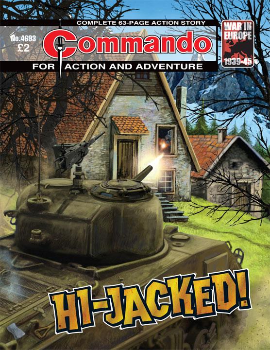 Commando 4693