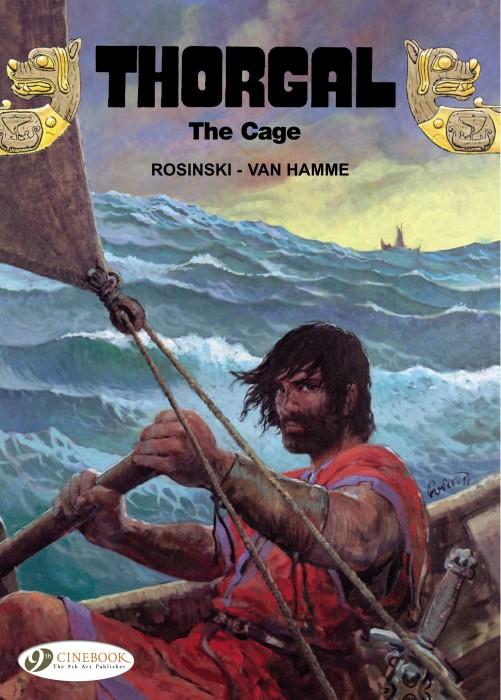 Thorgal Volume 15: The Cage
