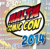 Malta Comic Con 2014 - Logo