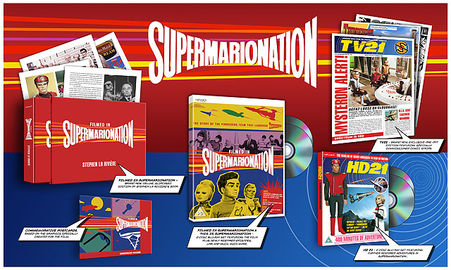 Supermarionation - August 2014 Promotional Image