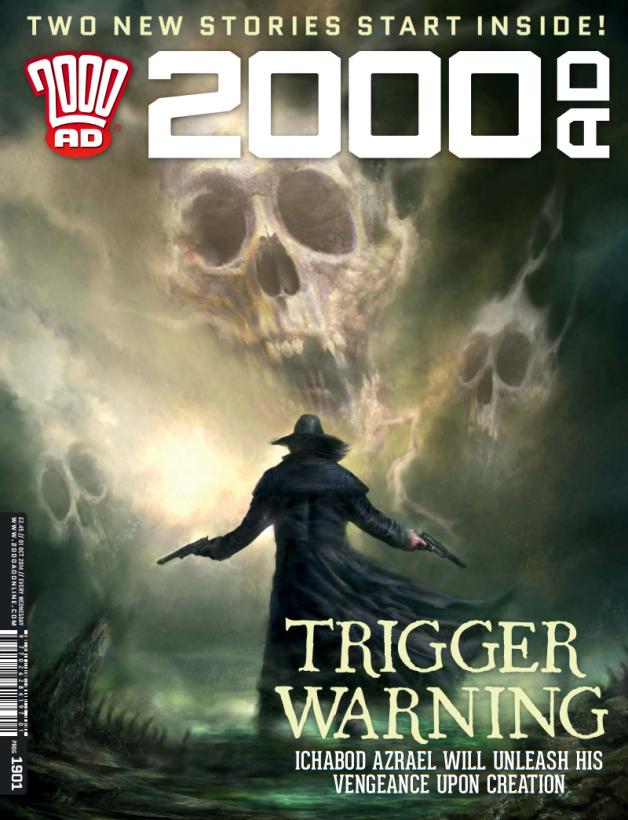 2000AD Prog 1901