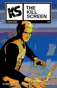 Kill Screen Issue 2: Cascade Cover