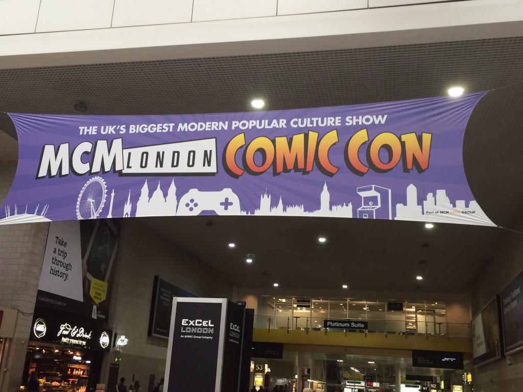 MCM London Comic Con - October 2014
