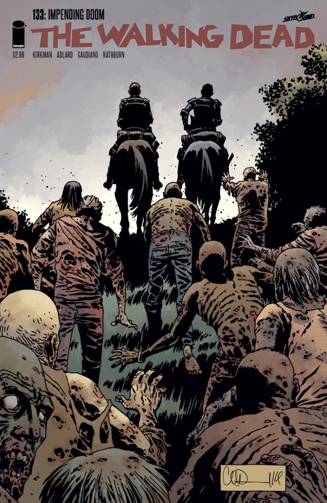 Walking Dead #133