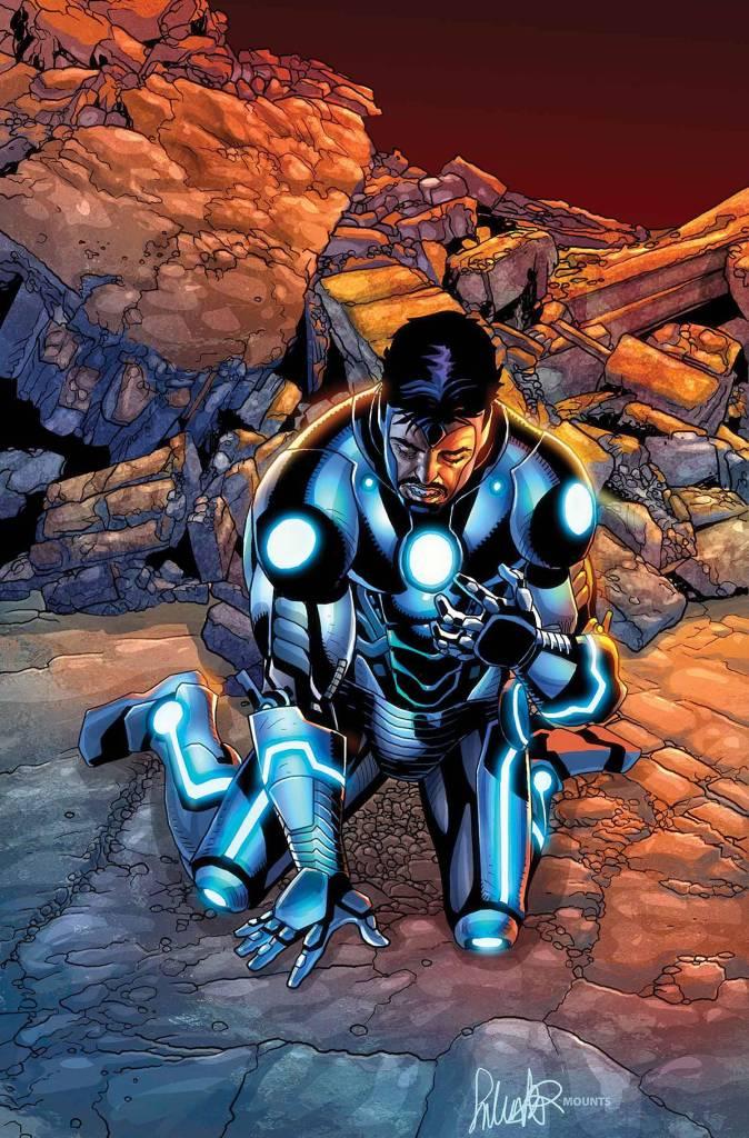 New Avengers #26 - Cover