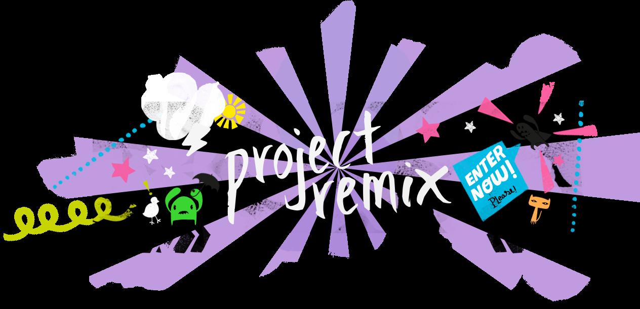 Project Remix Banner