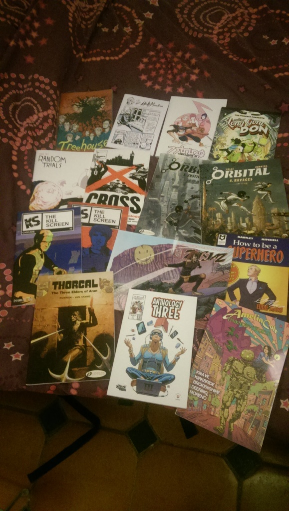 Cup of O: Thought Bubble Stash
