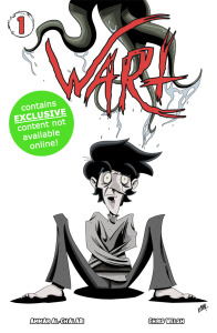 Wart #1 - Cover