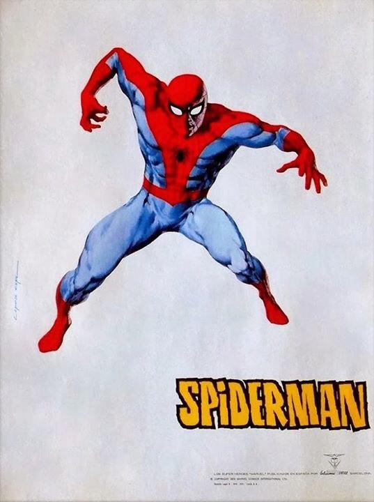 Spider-Man by López Espí
