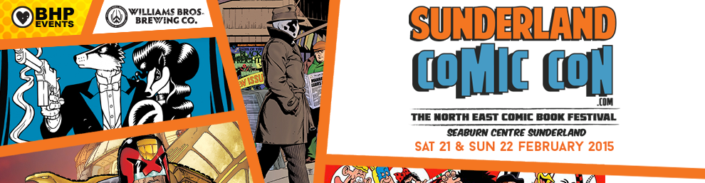 Sunderland Comic Con 2015