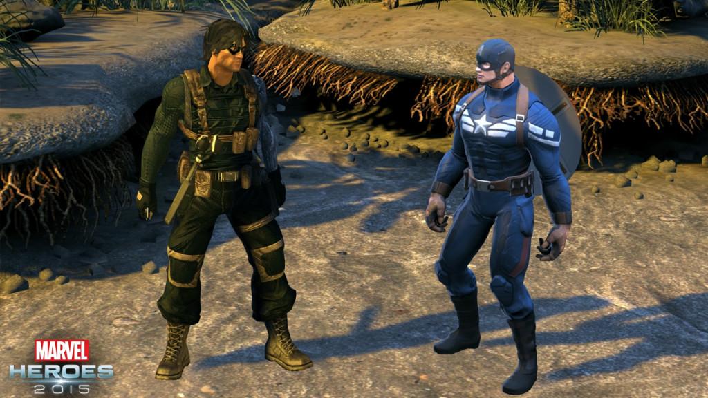 Marvel Heroes: Winter Soldier