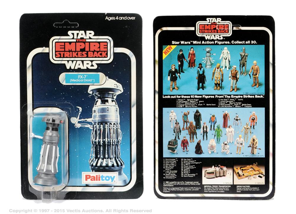 Star Wars FX-7 Figure
