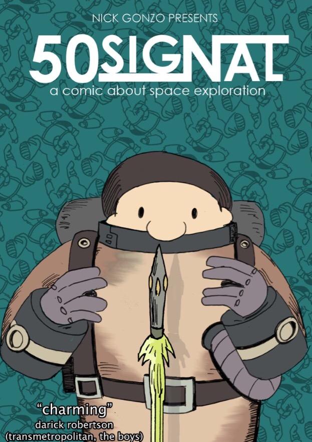 50 Signal: A Comic About Space Exploration