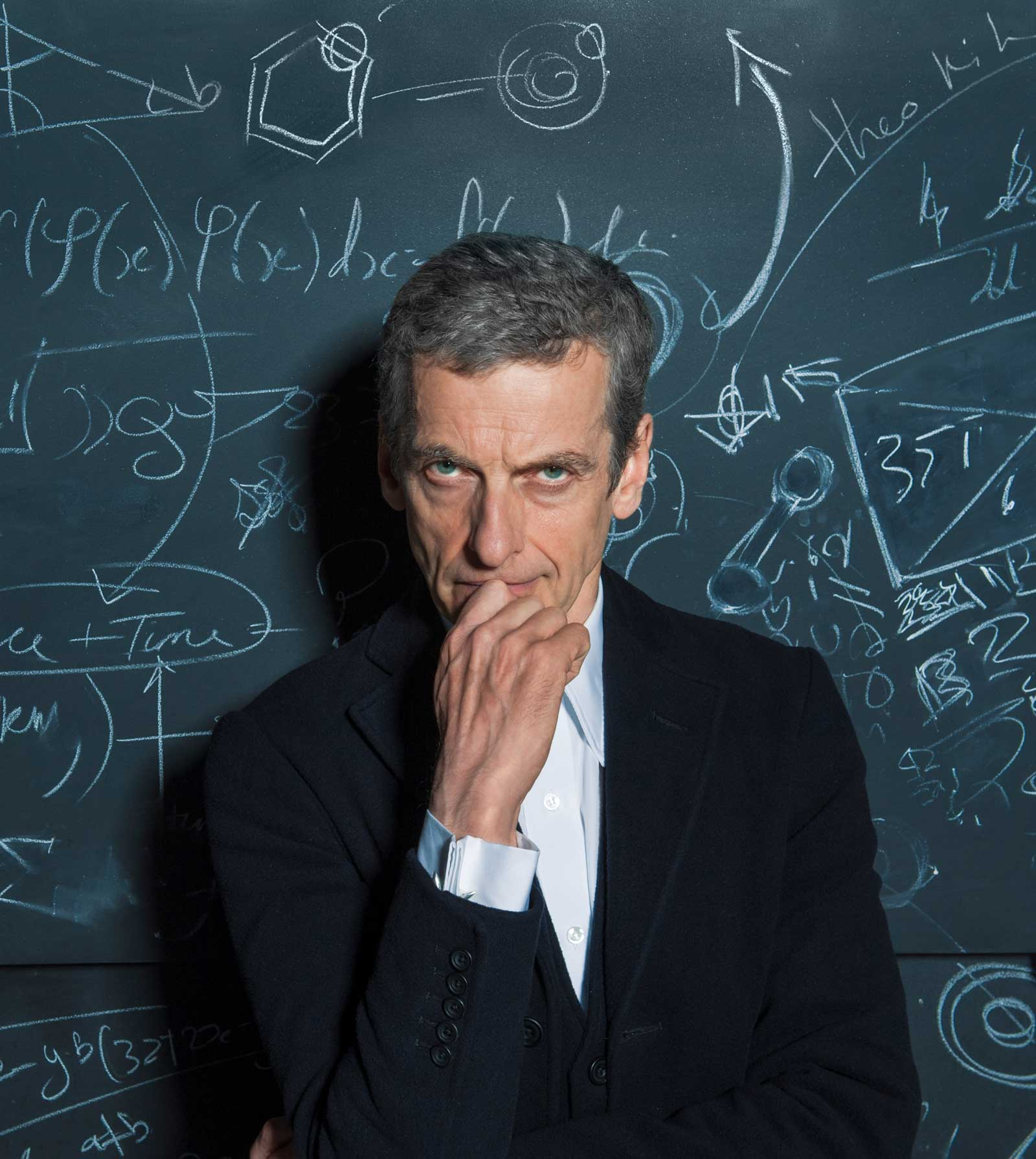 Doctor Who Season 8: Listen - Peter Capaldi