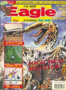Eagle Comic - March 1991