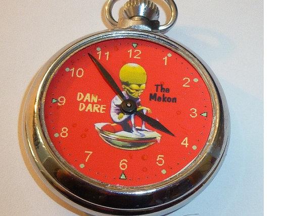Mekon Pocket Watch