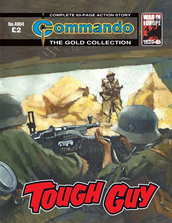 Commando 4804