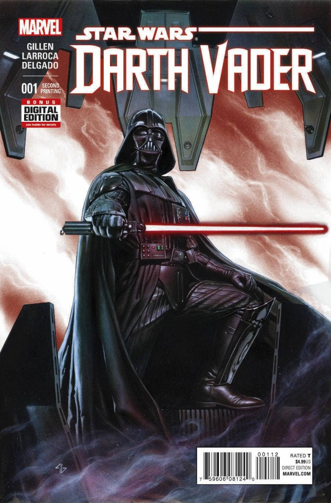 Darth Vader #1 Granov - Second Printing Variant