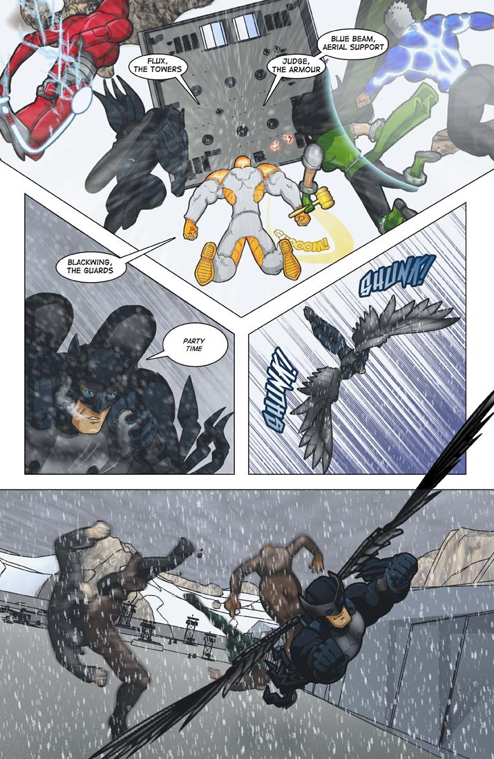 Vanguard Comic #3 Page 18