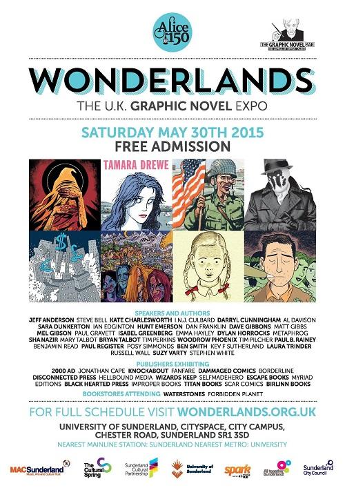 Wonderlands 2015 Poster